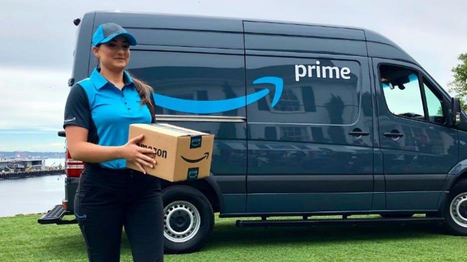 Amazon Prime Day success
