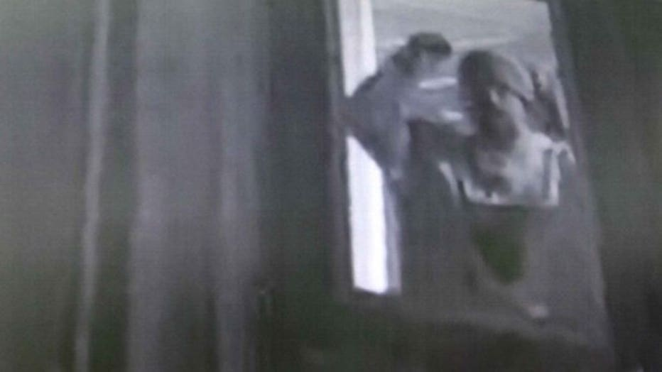 Suspect in St. Gregory the Great burglary