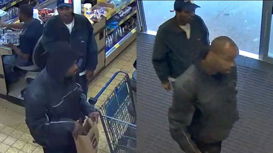 Suspects wanted in ALDI robbery near 67th and Capitol