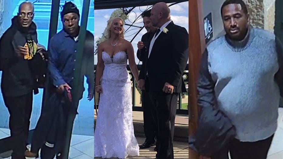 Suspects in theft during wedding at Coast