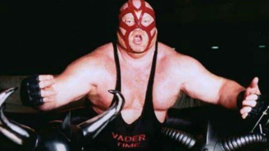 Vader (Credit: TMZ)