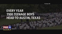 Gino talks with directors of new documentary 'Boys State', about teens building their own state government