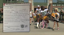 'Really fun to see:' Fans can support Packers during Training Camp with 'Letters to Lambeau'
