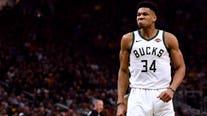 Giannis named Top 3 finalist for NBA MVP award