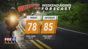Weekend Riding Forecast (Aug 7-Aug 9)