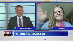 Future Forecaster Flashback: See how 10-year-old Emma is doing
