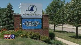 West Bend police arrest unmasked bank robbery suspect who fled by bike