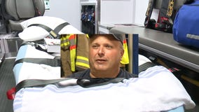 'You coded in the ambulance:' Newburg firefighters saved colleague who had a heart attack on a call