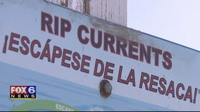 Leaders call for lifeguards after McKinley Beach drownings