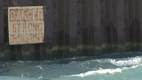 Man rescued from treacherous Port Washington waters that previously claimed 2 lives