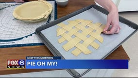 No matter which way you slice it, pie is always a good idea: Tips to make your baking a breeze