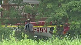Plane crash under investigation in Burlington