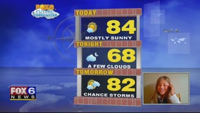 Future Forecaster Flashback: See how 8-year-old Claire is doing