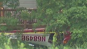 Plane crash under investigation in Burlington