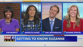 Getting to know Suzanne Spencer: She talks about her favorite Summer act