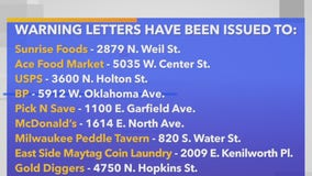 9 Milwaukee businesses get warning letters, reportedly did not comply with reopening guidelines