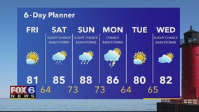 Web Weather with Eric Manges