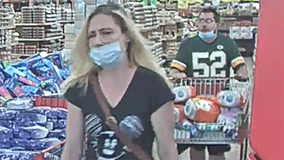 Recognize them? Menomonee Falls PD seeks help to ID grocery theft suspects