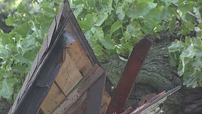 Kenosha County cleans up after powerful storms