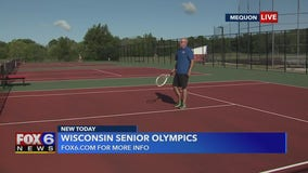 There will be some amazing athletes taking part in this year's Senior Olympics later this month and one of them actually used to work at FOX6