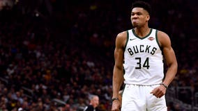 Giannis Antetokounmpo named NBA Defensive Player of the Year