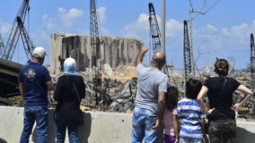 Lebanon questions security chief, minister quits over blast