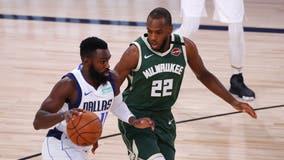 Mavs top Bucks 136-132 in OT; Brook Lopez scores season-high 34 points