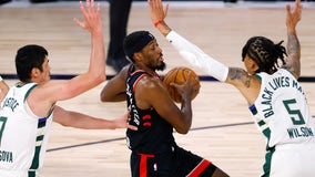 Bucks fall to Raptors 114-106 with key players for both teams sitting out