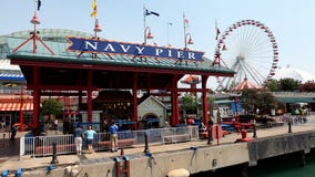 Chicago's Navy Pier closing until spring due to too few visitors during busiest time of year