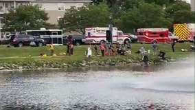 Police: 28-year-old man pulled from water, drowned in Hartford pond