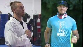 After 3rd DUI, narcolepsy diagnosis, West Bend man sets sights on black belt, Boston Marathon