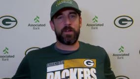 Packers QB Aaron Rodgers savoring moments, not dwelling on future