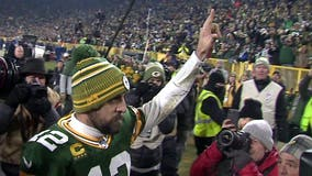 Aaron Rodgers says offseason leg training led to banner year