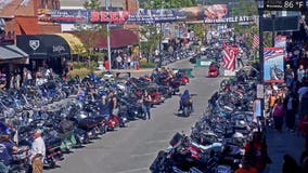 'It feels weird:' Wisconsinites hope to steer clear of COVID-19 at Sturgis