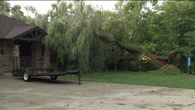 'We've never had anything like that:' Kenosha County cleans up after powerful storms