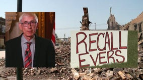 Group unhappy with Gov. Evers' handling of Kenosha unrest launches effort to recall him and Lt. Gov. Barnes