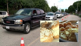 Cream Puffs, Saz's Combo Platter and more featured in Week 3 of Fair Food Drive-Thru