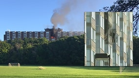 1 dead in fire at Lake Shore Tower Apartments in Cudahy, 50 residents displaced