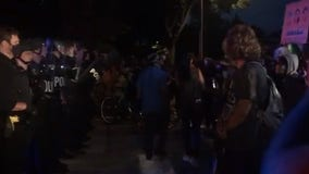 In face of stricter enforcement, protesters again hit Wauwatosa streets