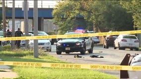 Kenosha police officer shot following incident, suspect sought