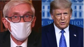 Gov. Evers expects Pres. Trump to wear mask during visit to Oshkosh