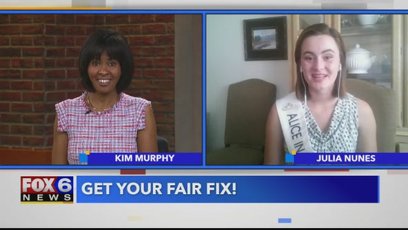 73rd Alice in Dairyland has the scoop on the state fair necessities available to you
