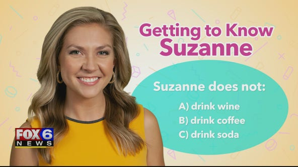 Getting to know Suzanne Spencer: What does she not drink?