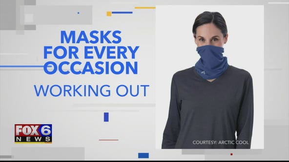 Masks for every occasion: From your workout to back-to-school and everything in between