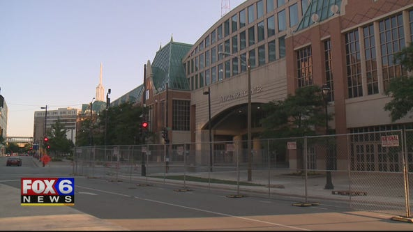 Wisconsin Center continues DNC prep despite changes