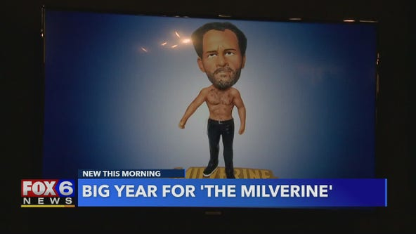 He's an elusive figure in Milwaukee: It's been quite the year for 'The Milverine'