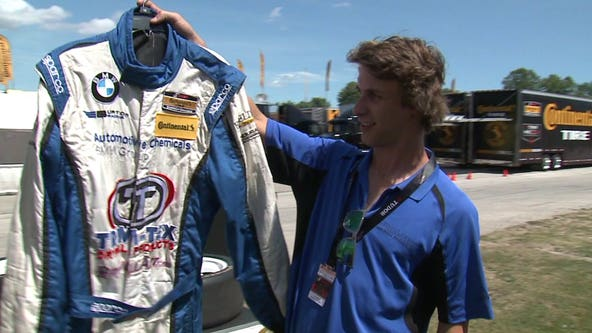 'Home track advantage:' NASCAR driver from Menomonee Falls to race at Road America
