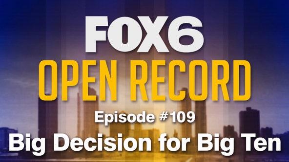 Open Record: Big Decision for Big Ten