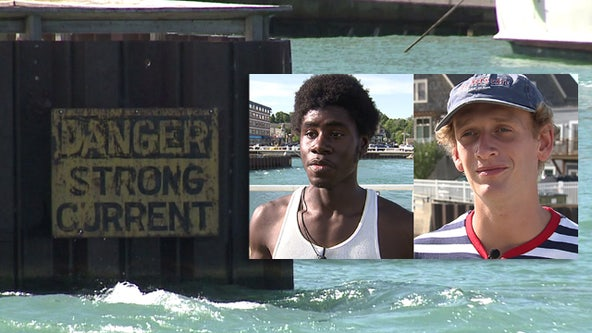 'Gift from God:' Man rescued from treacherous Port Washington waters that previously claimed 2 lives