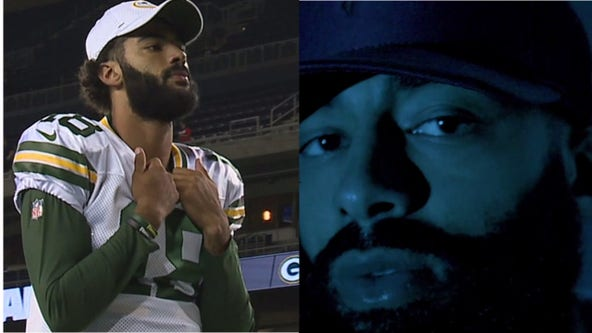 Cut after the Packers drafted Jordan Love, Manny Wilkins is fast-tracking a singing career as5IVE